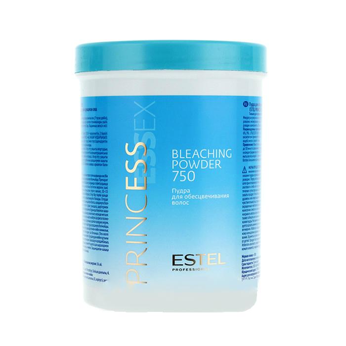 Купить Осветляющие пудры Estel, Пудра Estel Essex Princess для обесцвечивания волос 750 г
