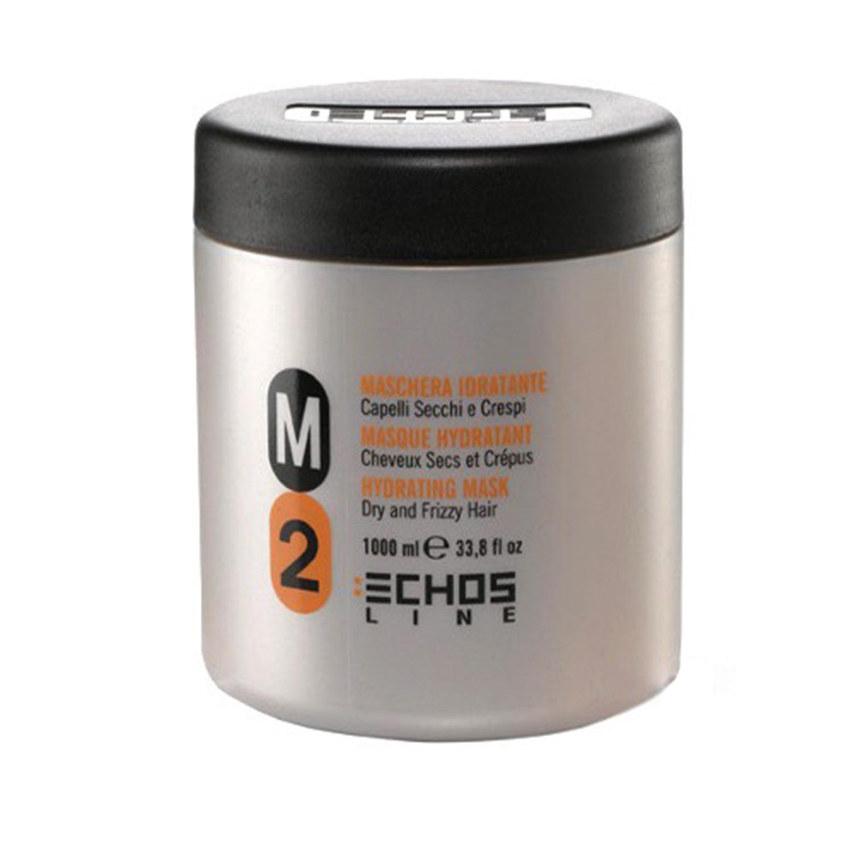 echosline Маска Echosline М2 восстанавливающая для сухих и ломких волос 1000 мл 19619
