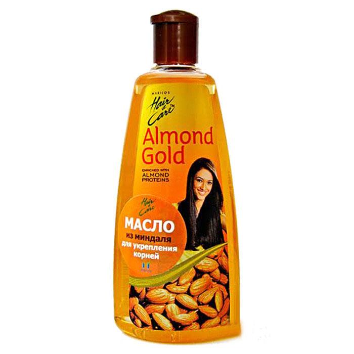 Купить Масла для волос Marico, Масло Marico для укрепления волос золотой миндаль 100 мл