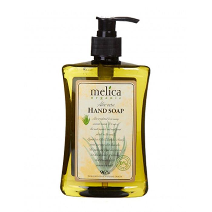 Купить Мыло Melica Organic, Жидкое мыло Melica Organic алоэ вера 500 мл