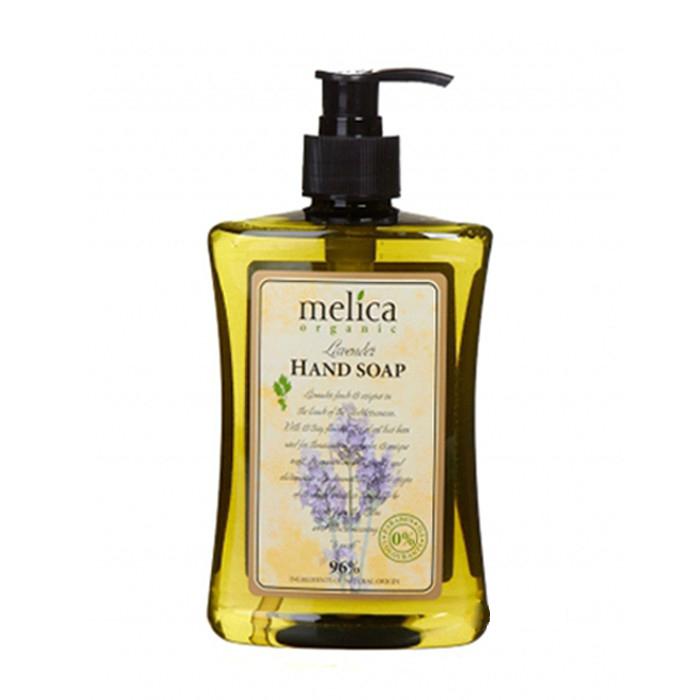 Купить Уход за телом Melica Organic, Жидкое мыло Melica Organic лаванда 500 мл