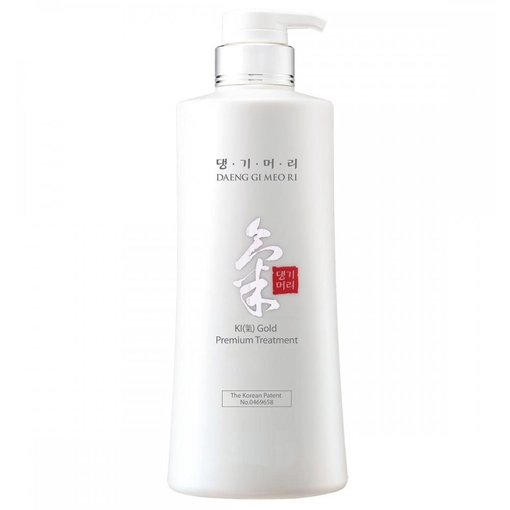 Купить Кондиционеры для волос Daeng Gi Meo Ri, Кондиционер Daeng Gi Meo Ri Ki Gold Premium Treatment увлажняющий для всех типов волос 300 мл