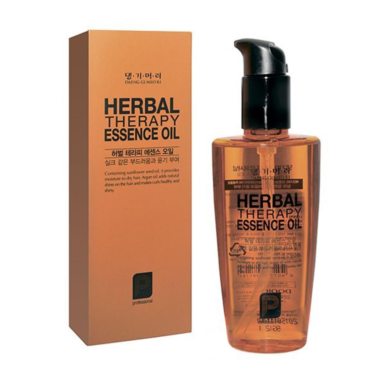 Купить Масла для волос Daeng Gi Meo Ri, Масло для волос Daeng Gi Meo Ri Professional Herbal therapy essence oil на основе целебных трав 140 мл