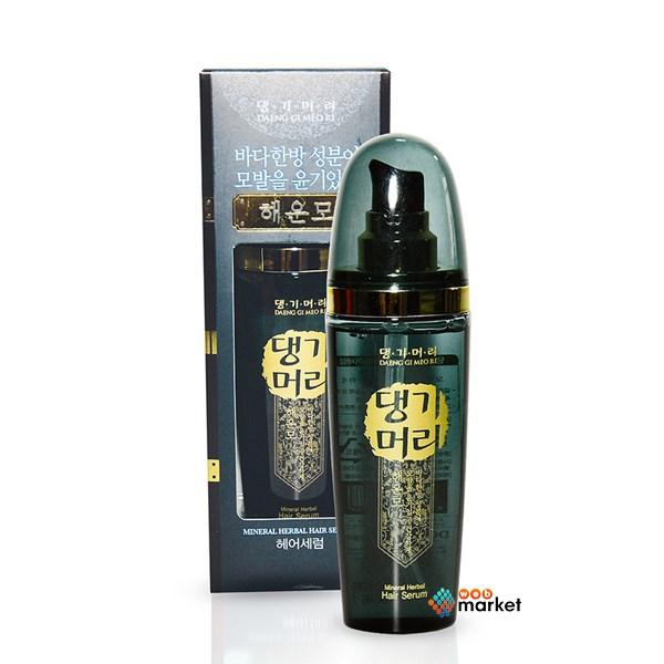 Купить Сыворотки, флюиды для волос Daeng Gi Meo Ri, Минеральная сыворотка для волос Daeng Gi Meo Ri Mineral Herbal Hair serum на основе целебных трав 80 мл