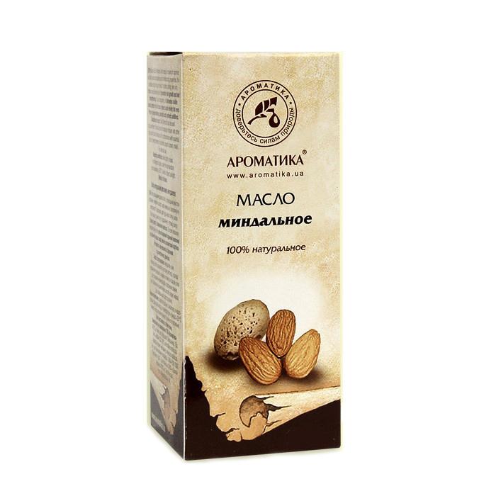 Купить Масла для лица Ароматика, Миндальное масло Ароматика 20 мл