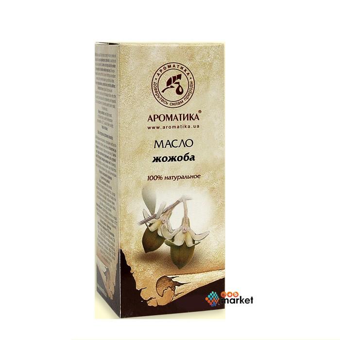 Купить Масла для лица Ароматика, Косметическое масло Ароматика Жожоба 50 мл