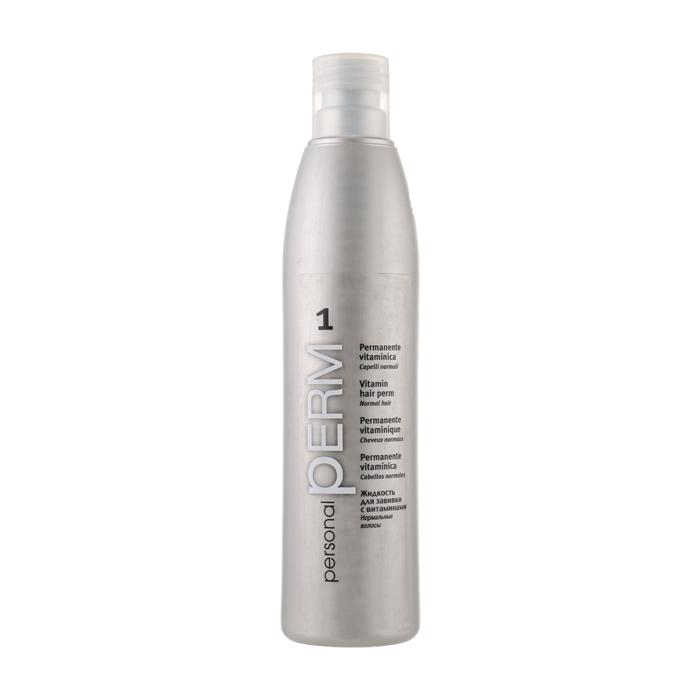 Купить Химическая завивка Punti di Vista, Витаминный лосьон Punti di Vista Personal Perm для завивки нормальных волос с биодобавками 500 мл