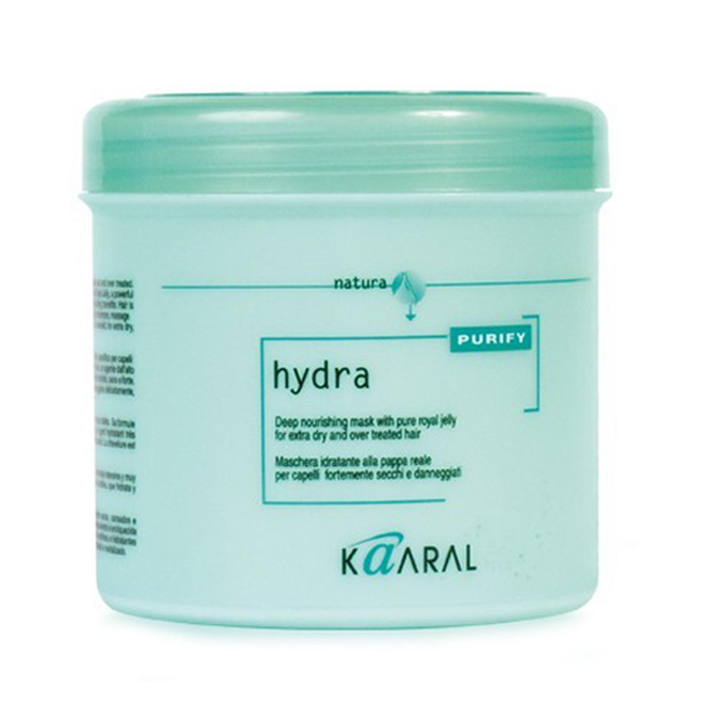 Купить Маски для волос Kaaral, Маска для волос Kaaral Hydra увлажняющая с маточным молочком 500 мл