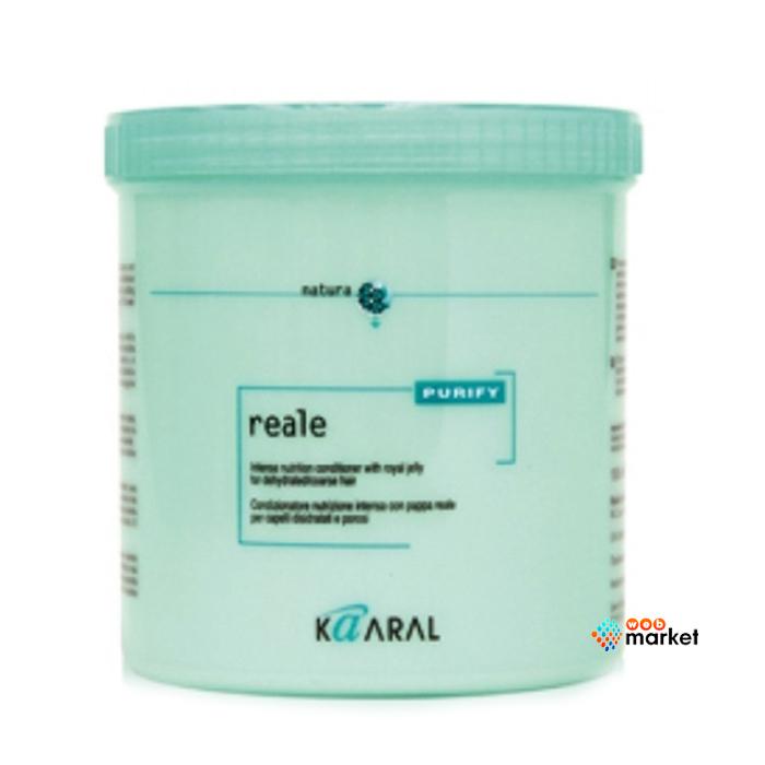 Кондиционеры для волос Kaaral, Кондиционер-крем Kaaral интенсивный 1000 мл  - купить со скидкой