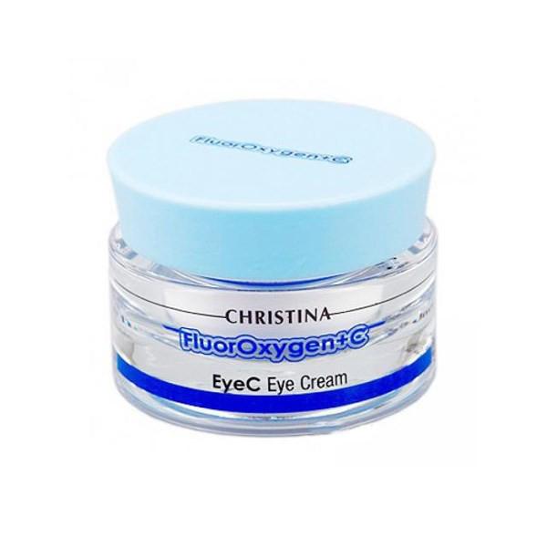 Купить Кремы для лица Christina, Крем под глаза Christina FluorOxygen + C EyeC Cream 30 мл