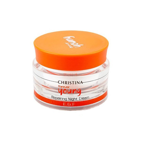 Кремы для лица Christina, Крем для лица Christina Forever Young Repairing Night Cream Ночной 50 мл  - купить со скидкой
