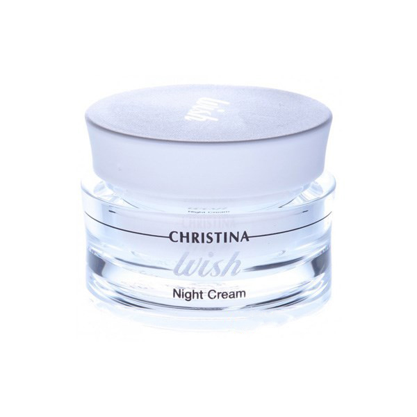 Купить Кремы для лица Christina, Ночной крем для лица Christina Wish Night Cream 50 мл