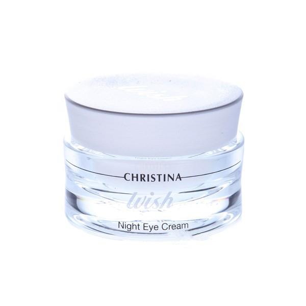 Купить Кремы для лица Christina, Ночной крем для глаз Christina Wish Night Eye Cream 30 мл