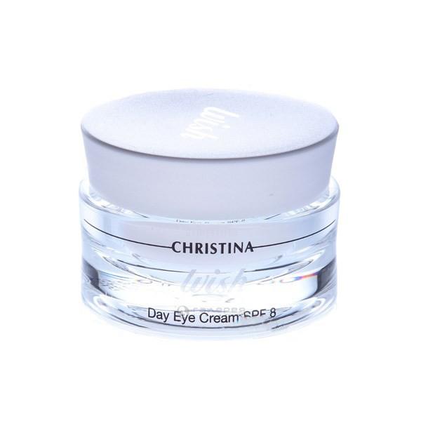 Купить Кремы для лица Christina, Дневной крем для глаз Christina Wish Day Eye Cream SPF 8 30 мл