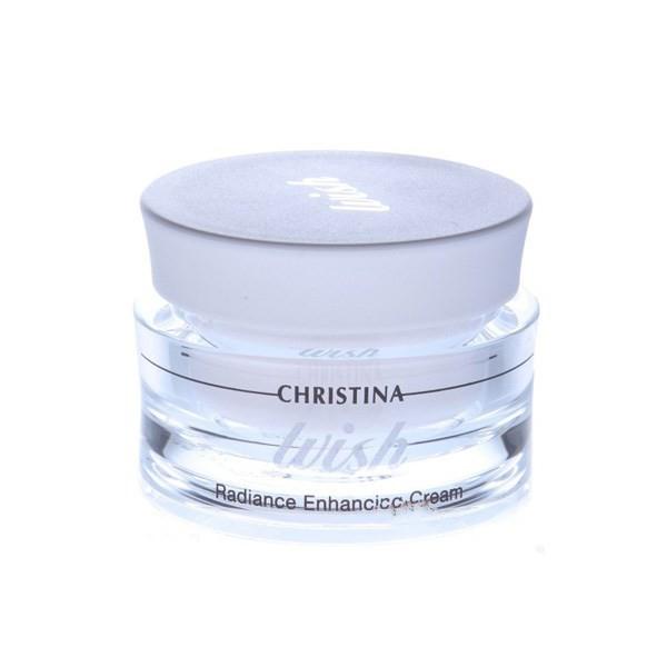 Купить Кремы для лица Christina, Омолаживающий крем Christina Wish Radiance Enhancing Cream 50 мл