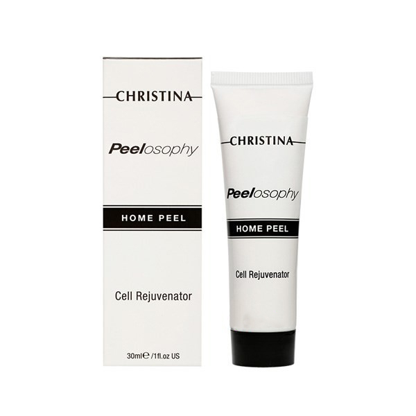Купить Кремы для лица Christina, Омолаживающий крем Christina Peelosophy Home: Cell Rejuvenator 30 мл