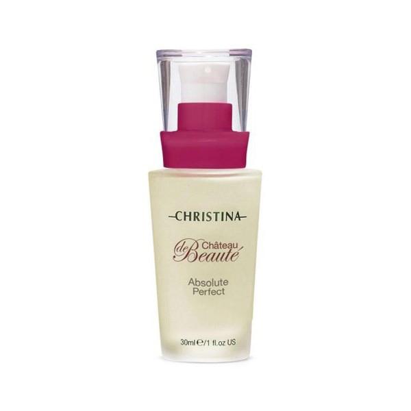 Купить Сыворотки для лица Christina, Сыворотка Christina Chateau de Beaute Absolute Perfect «Абсолютное совершенство» 30 мл