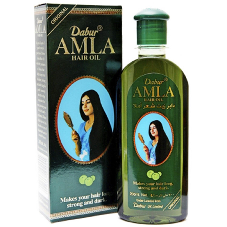 Купить Масла для волос Dabur, Масло для волос Dabur Amla 200 мл