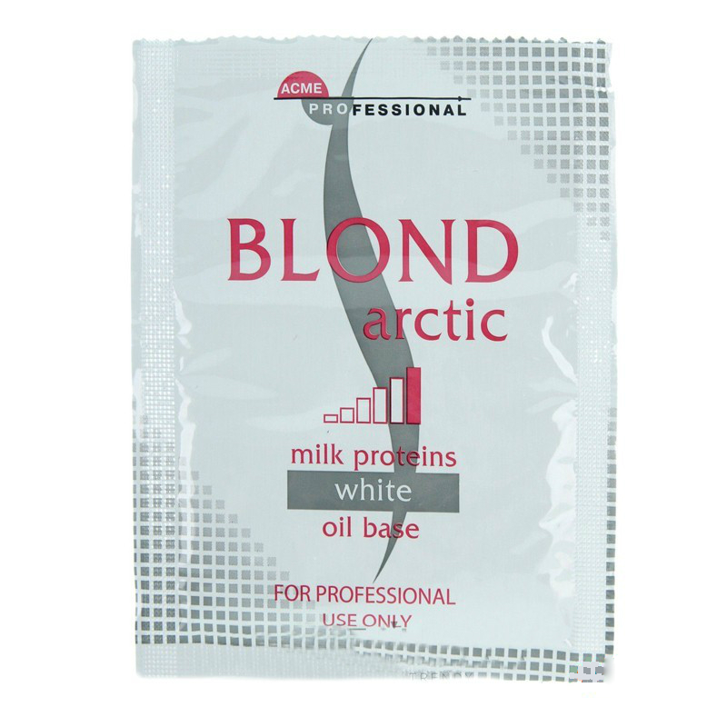 acme-professional Осветляющая пудра Acme-Professional Blond Аrctic Milk Proteins 30 г