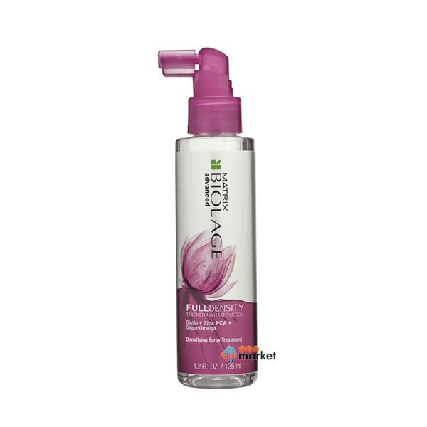 Купить Бальзамы для волос Matrix, Спрей уплотняющий Matrix Biolage Full Density для тонких волос 125 мл