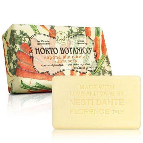 Купить Мыло Nesti Dante, Овощное мыло Nesti Dante Морковь 250 г