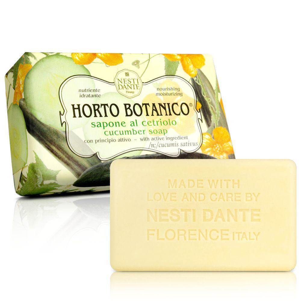 Купить Мыло Nesti Dante, Овощное мыло Nesti Dante Огурец 250 г