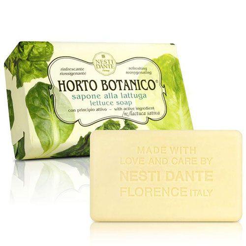 Мыло Nesti Dante, Овощное мыло Nesti Dante Салат-латук 250 г  - купить со скидкой
