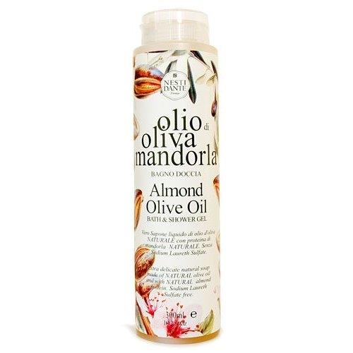 Купить Мыло Nesti Dante, Жидкое мыло для тела Nesti Dante Миндаль и оливковое масло 300 мл