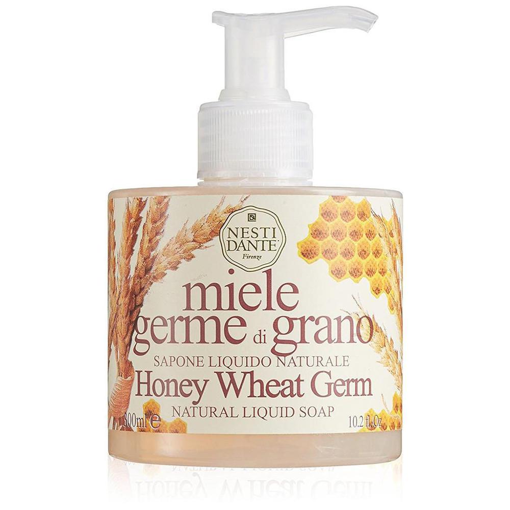 Купить Мыло Nesti Dante, Жидкое мыло для рук и лица Nesti Dante Мед и пшеница 300 мл