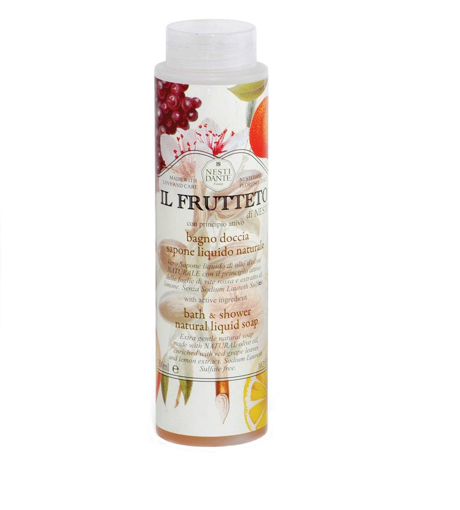 Купить Мыло Nesti Dante, Жидкое мыло для тела Nesti Dante Фруктовое 300 мл