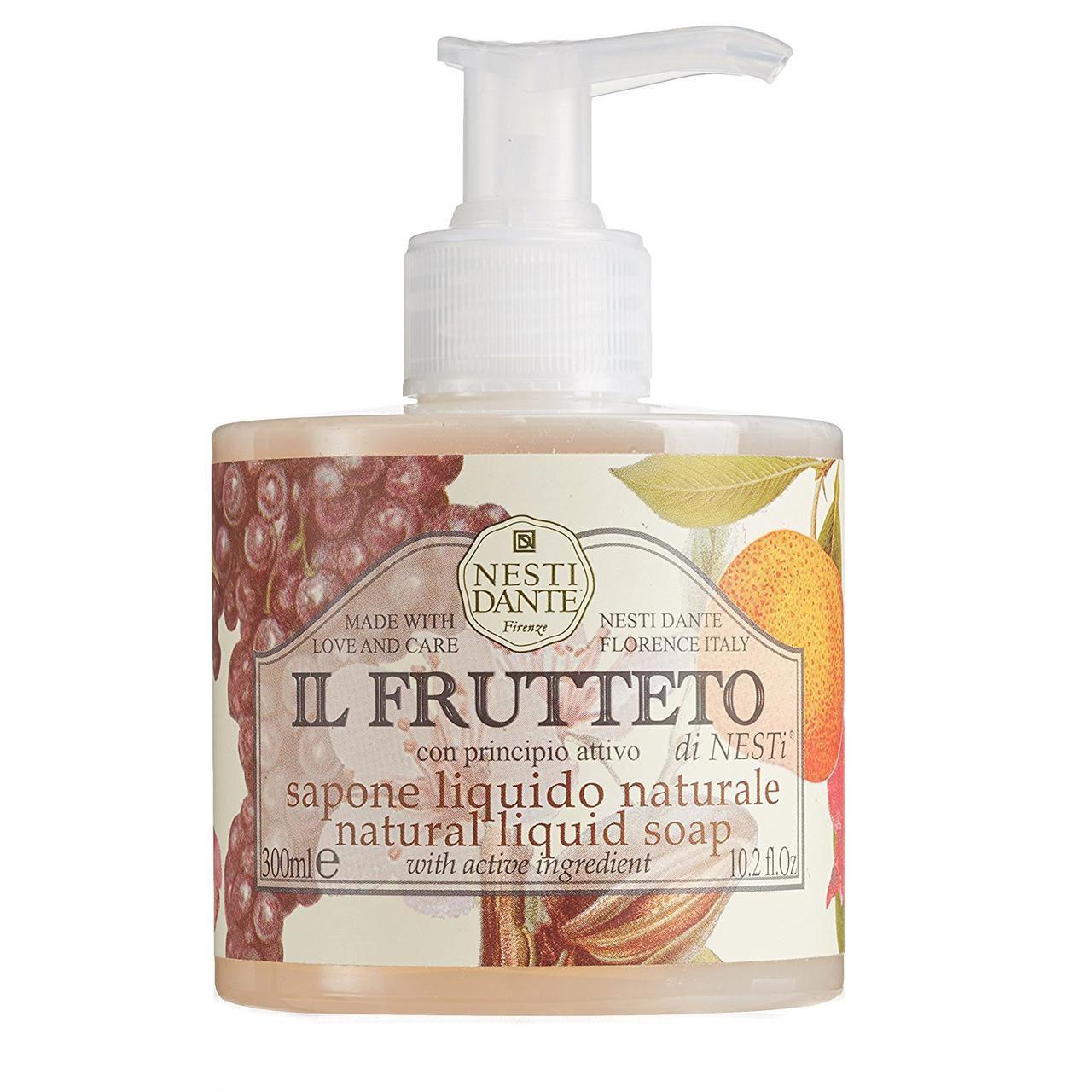 Купить Мыло Nesti Dante, Жидкое мыло для рук и лица Nesti Dante Фруктовое 300 мл