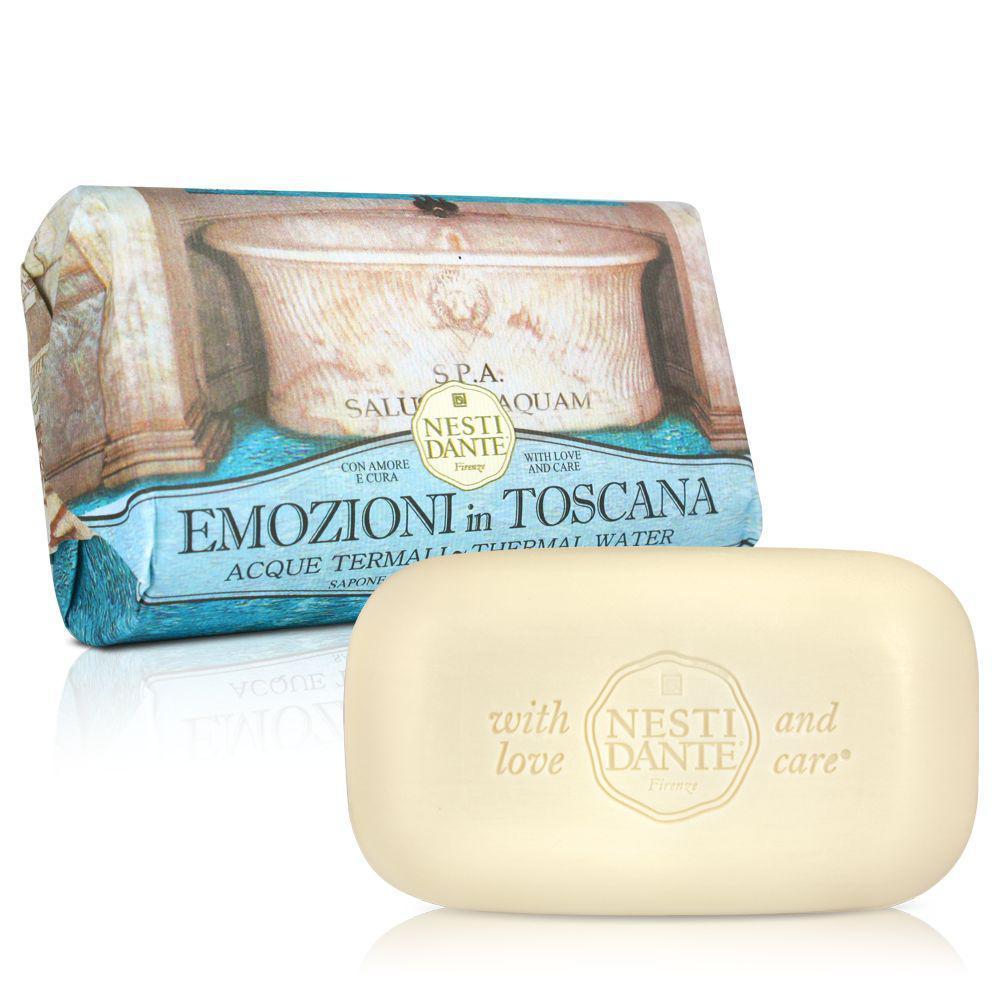 Купить Мыло Nesti Dante Эмоции Тосканы Термальные воды 250 г