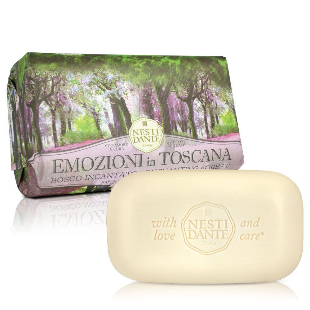 Купить Мыло Nesti Dante Эмоции Тосканы Очарованный лес 250 г