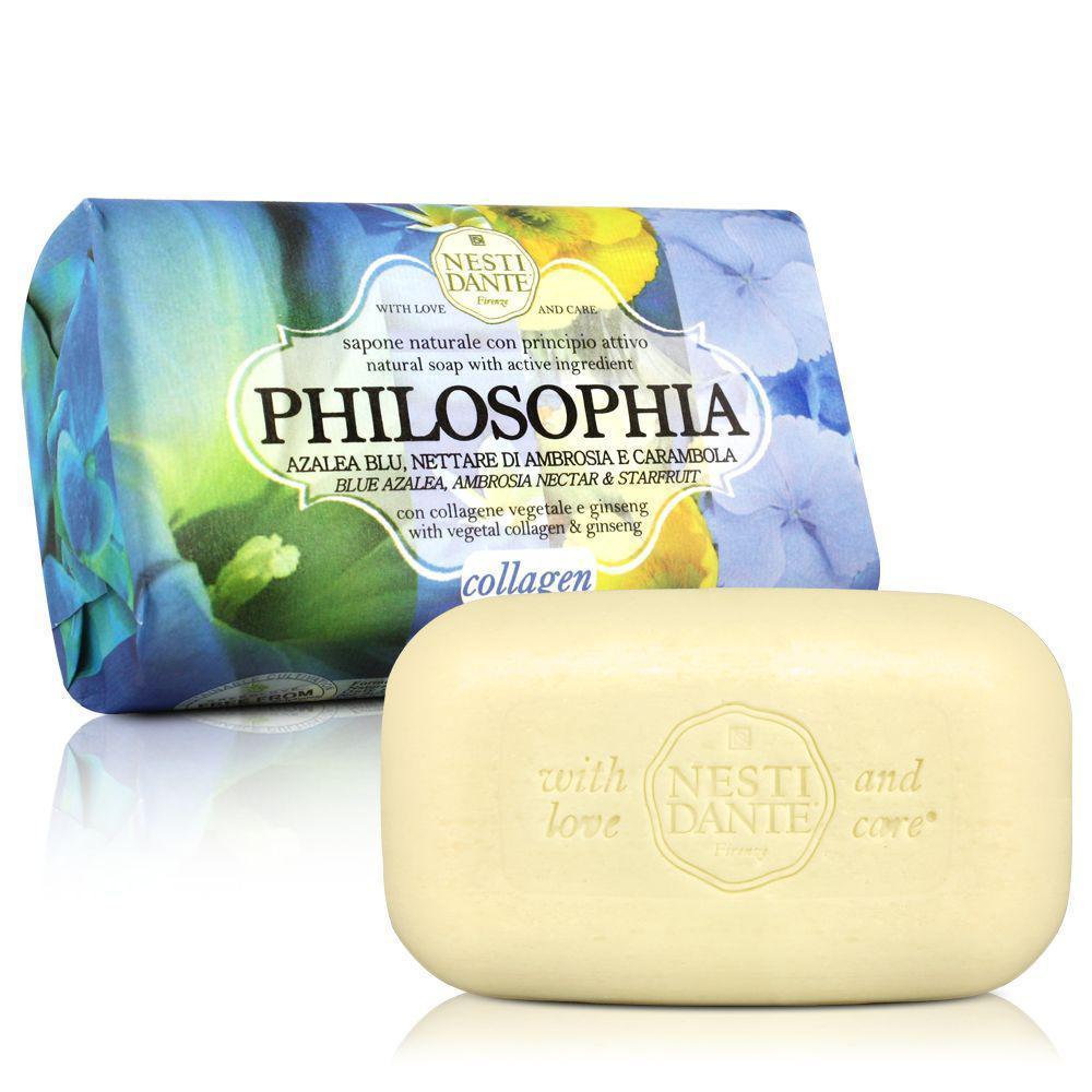 Купить Мыло Nesti Dante Философия Коллаген 250 г