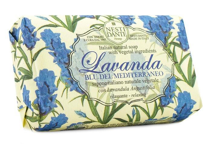 Купить Мыло Nesti Dante, Лавандовое мыло Nesti Dante Blu del Mediterraneo Голубое Средиземноморье 150 г