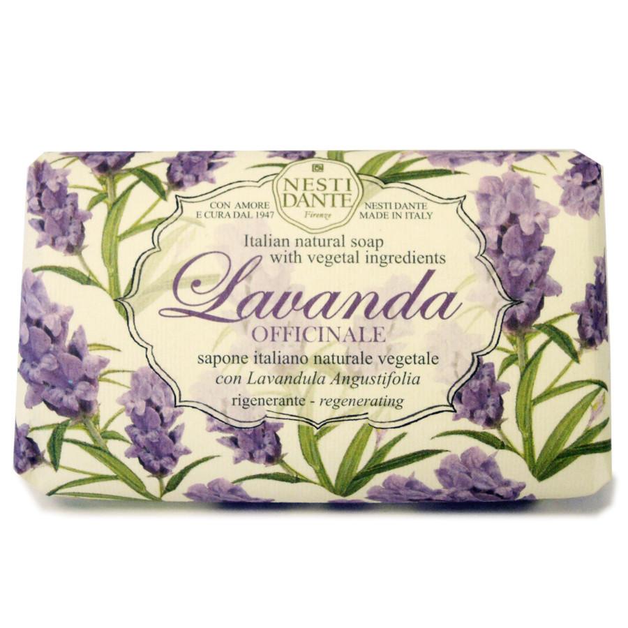 Купить Мыло Nesti Dante, Лавандовое мыло Nesti Dante Officinale Лекарственная лаванда 150 г