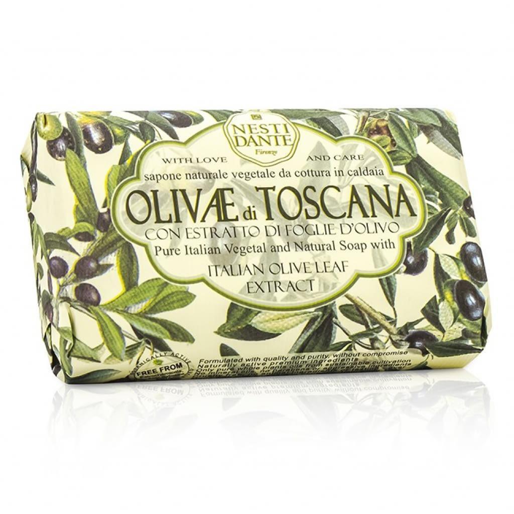Мыло Nesti Dante, Оливковое мыло Nesti Dante Olivae di Toscana из Тосканы 150 г  - купить со скидкой