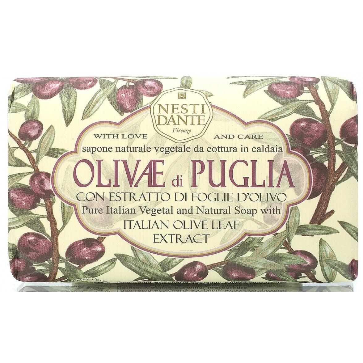 Купить Мыло Nesti Dante, Оливковое мыло Nesti Dante Olivae di Pigula из Апулии 150 г