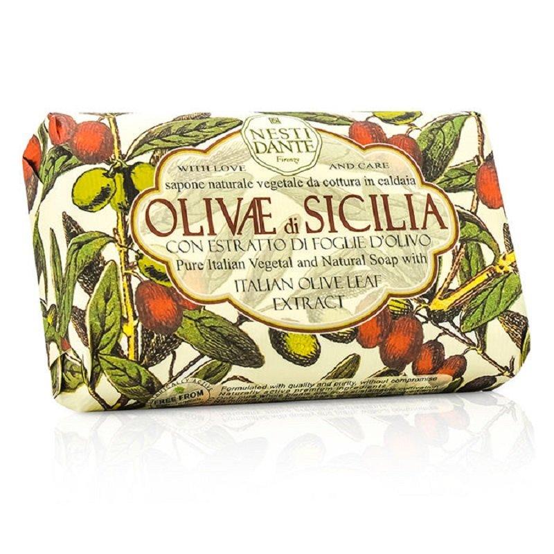 Купить Мыло Nesti Dante, Оливковое мыло Nesti Dante Olivae di Sicilia из Сицилии 150 г