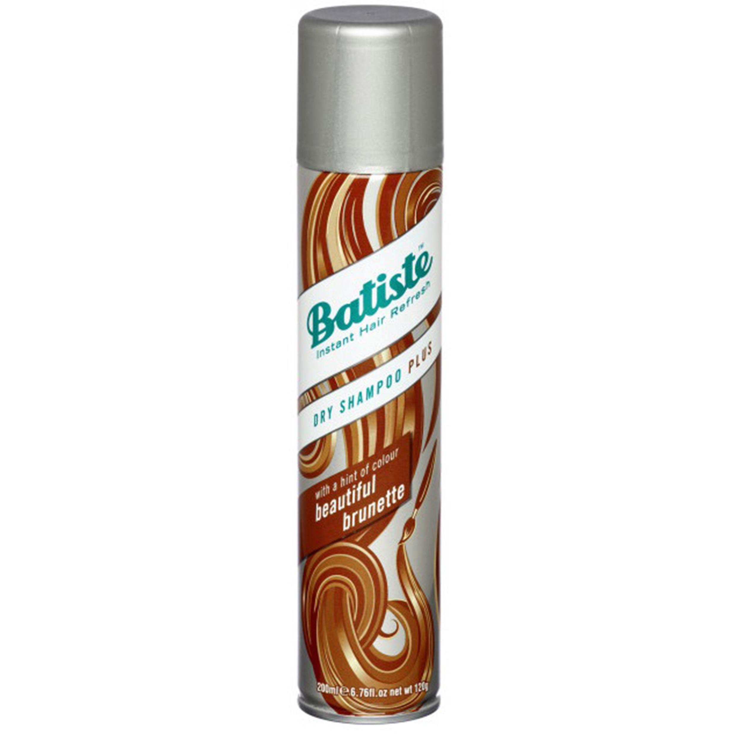 Купить Сухие шампуни Batiste, Сухой шампунь Batiste Dry Shampoo Beautiful Brunette 200 мл