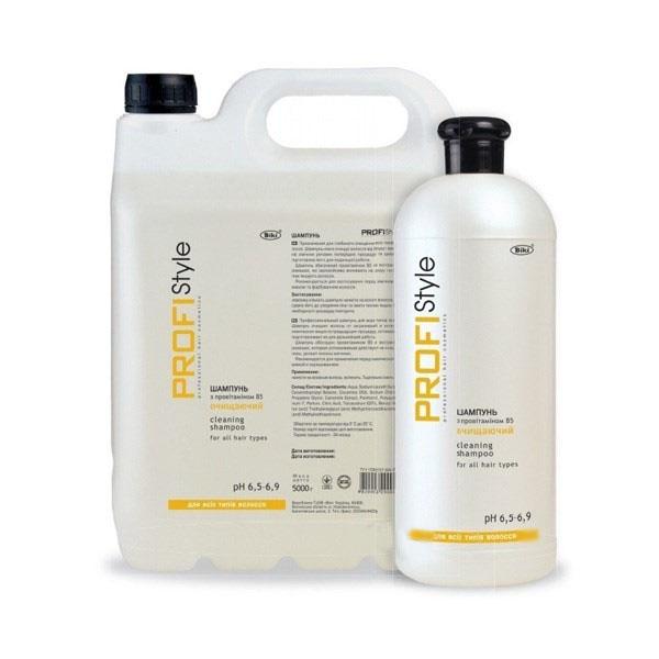 Купить Шампуни ProfiStyle, Очищающий шампунь ProfiStyle Care для всех типов волос 5000 мл