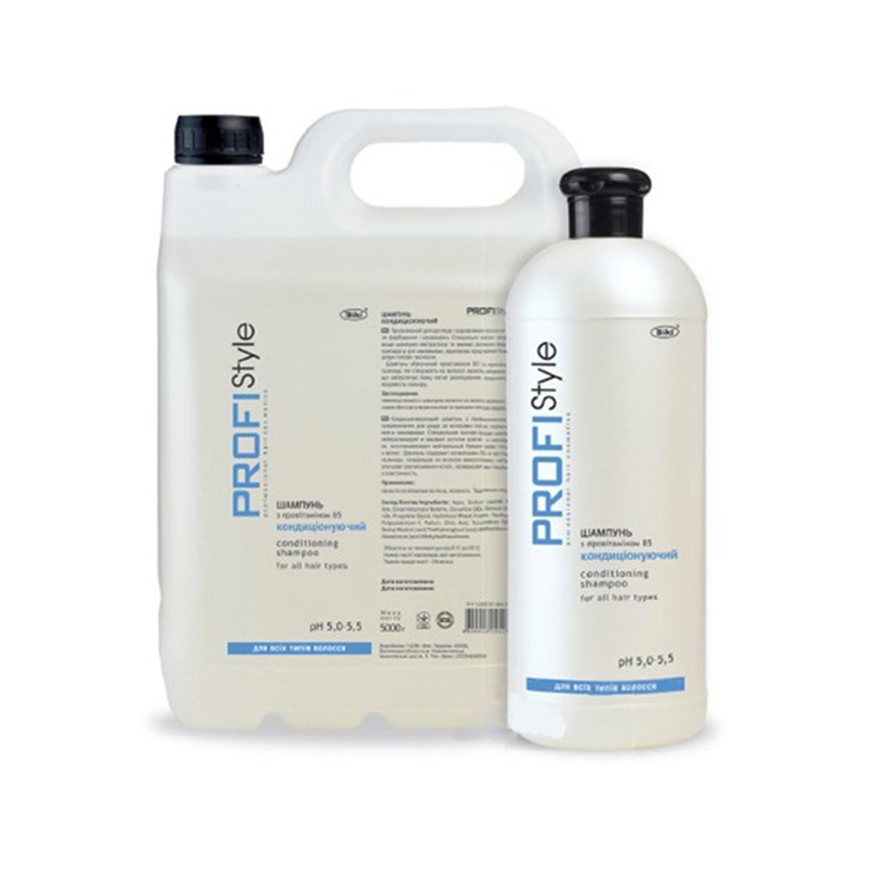 Купить Шампуни ProfiStyle, Кондиционирующий шампунь ProfiStyle Care для всех типов волос с провитамином В5 5000 мл