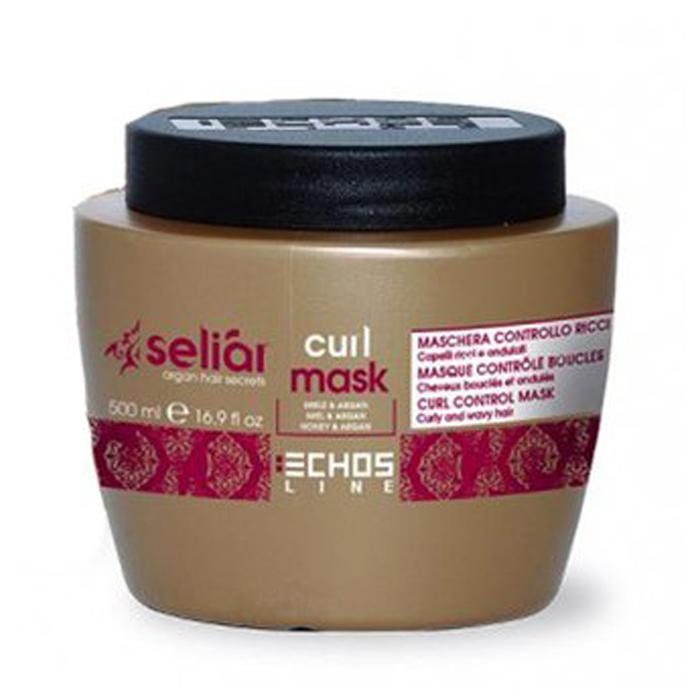 echosline Маска Echosline Seliar Curl для вьющихся волос 500 мл 257813