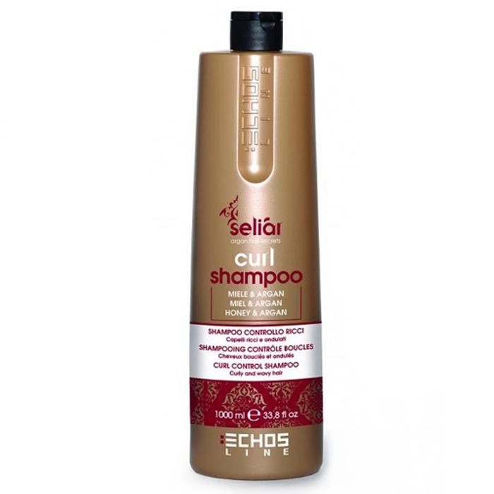 Купить Шампуни Echosline, Шампунь для кудрявых волос Echosline Seliar Curl 1000 мл