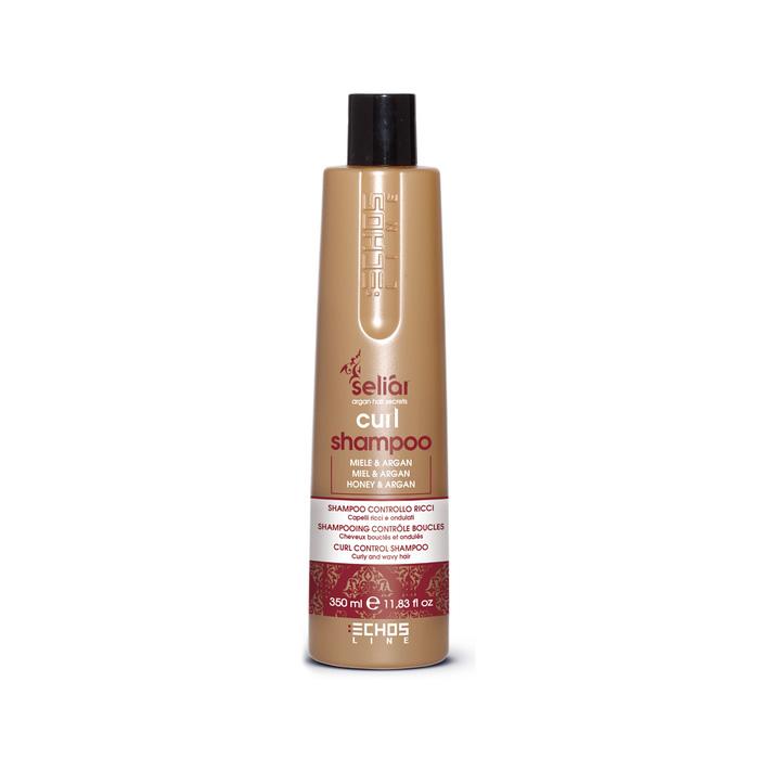 Купить Шампуни Echosline, Шампунь для кудрявых волос Echosline Seliar Curl 350 мл