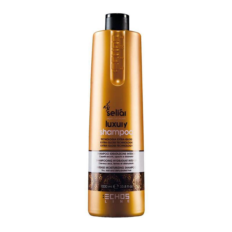 Купить Шампуни Echosline, Шампунь увлажняющий Echosline Seliar Luxury 1000 мл