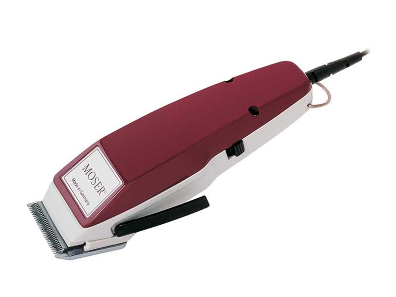 Купить Сетевые машинки Moser, Машинка для стрижки Moser 1400-0050 Edition красная