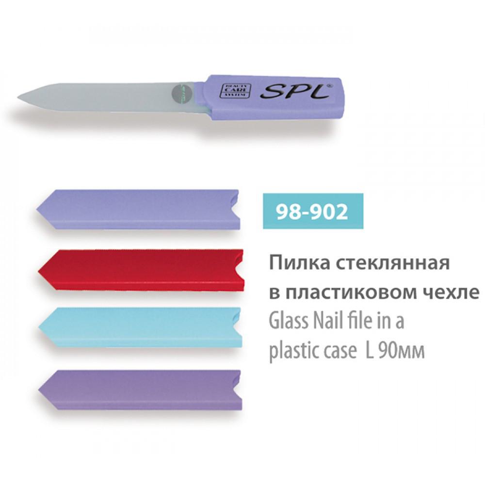 Купить Пилочки SPL, Пилочка стеклянная SPL 98-902