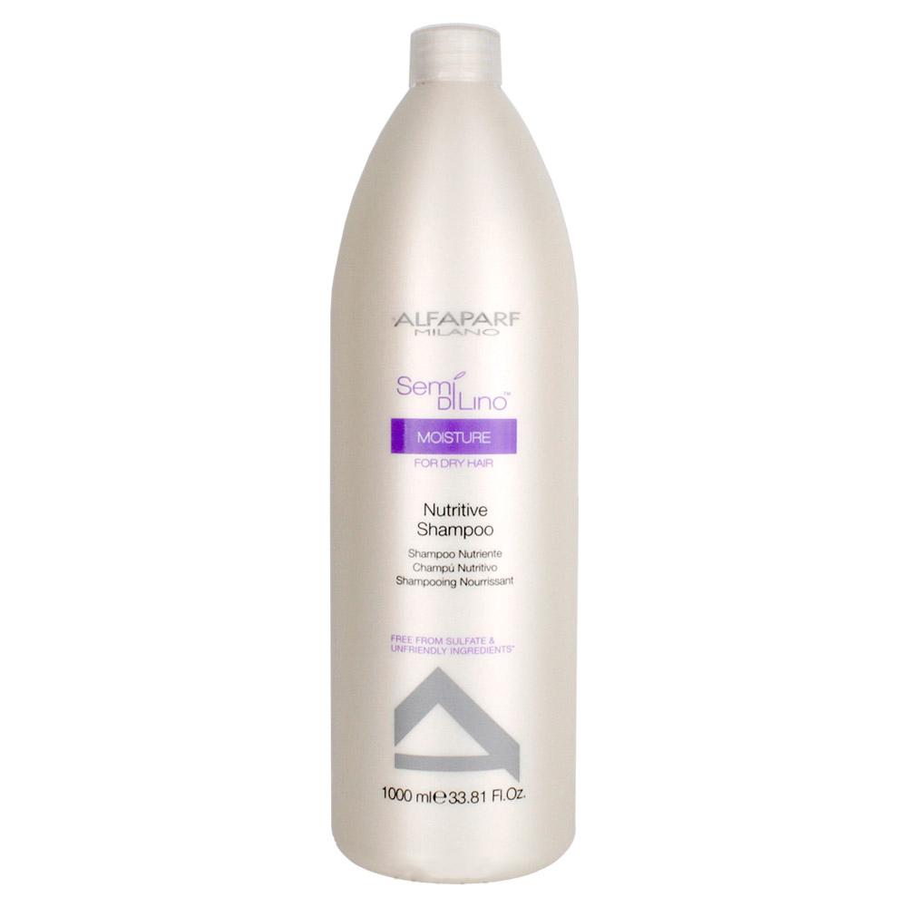 Купить Шампуни Alfaparf, Шампунь Alfaparf Semi Di Lino Moisture для сухих волос 1000 мл