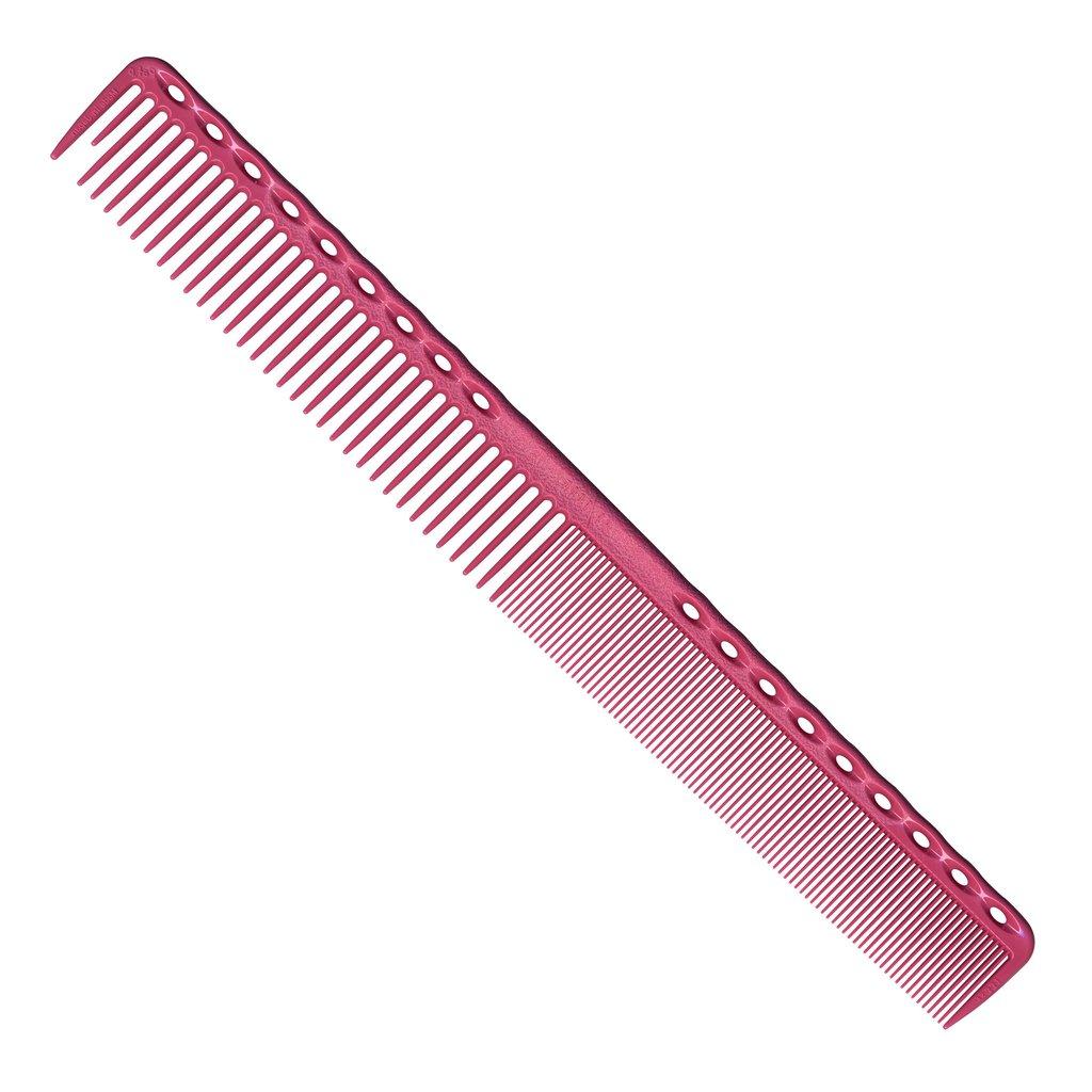 Купить Гребни Y.S.Park, Гребень Y.S.Park YS 331 Cutting Combs для стрижки розовый